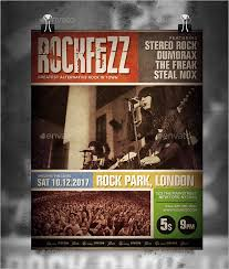 band flyer generator 32 band flyer templates free word psd designs