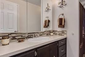 bathrooms with glass tiles. Backsplash Bathroom Entrancing Blog Post Glass Tile Bathrooms With Tiles L