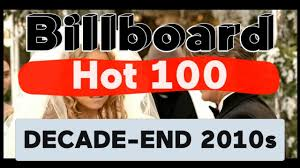 Billboard Music Charts 2018 Billboard Hot 100 Top 100 Best Songs Of 2010s Decade End Chart
