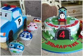 10 Ide Kue Ulang Tahun Anak Laki Laki