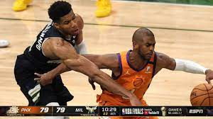 Milwaukee Bucks vs Phoenix Suns Full ...