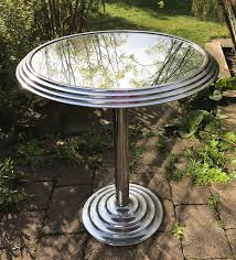 Art Deco Retro mirror chrome side <b>table</b> in Dover for £30.00 for sale ...