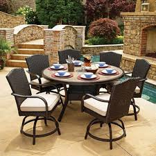 heritage brands furniture dining set big. memberu0027s mark agio collection heritage balcony dining set brands furniture big e