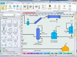 easy process and instrumentation drawing software process and instrumentation drawing software