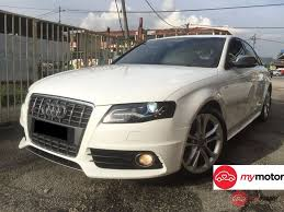 2009 Audi S4 for sale in Malaysia for RM122,800 | MyMotor