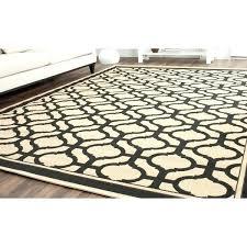 cream and black rug by tangier cream black indoor outdoor rug cream grey black rug