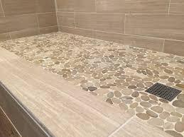 How To Tile A Kitchen Floor Pebble Tile Floor On Bathroom Floor Tile Ideal Kitchen Floor Tiles