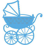 Images & Illustrations of baby carriage