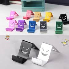 Cell Phone Display Stands MINI Multicolor Devil Metal Mobile Cell Phone Display Stand Holder 1