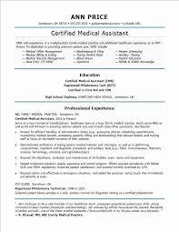 Medical Receptionist Resume Sample Impressive Medical Office Resume Samples Fresh View Our Other Cover Letter