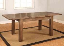 reclaimed wood extension dining table salvaged wood trestle rectangular extension dining table extends