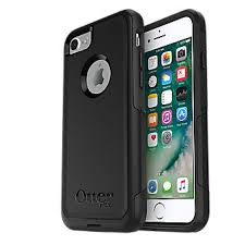 iphone 7 black case. otterbox commuter series case for iphone 8/7 - black iphone 7