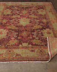 image 4 of 4 oushak rug 10 x 14