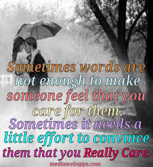 If Someone Cares About You Quotes. QuotesGram via Relatably.com