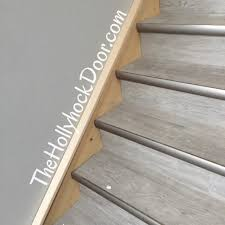 vinyl plank flooring on stairs direct floor coverings rustic grey 5mm waterproof vinyl planks