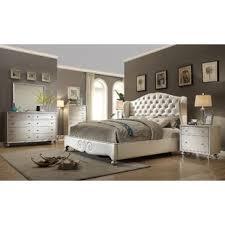 bedroom furniture sets. Beautiful Bedroom Aveliss Queen Panel 4 Piece Bedroom Set On Furniture Sets M