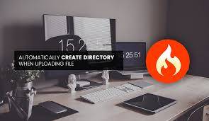 How To Create A Directory Automatically Create Directory When Uploading With Codeigniter