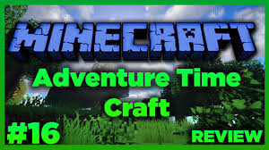 Adventure Time Craft Minecraft Texture Pack / Resource Pack 1.8