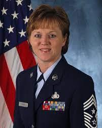 Chief Master Sgt. Patti Hickman