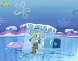 Image result for freezing cold ocean meme