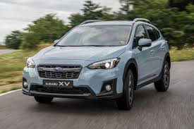 2018 subaru. wonderful 2018 2018 subaru xv  front to subaru