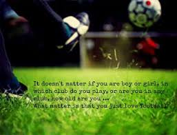 Inspirational Soccer Quotes Delectable Youth Soccer Quotes Inspirational On QuotesTopics