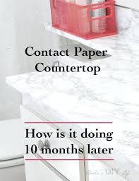 countertop contact paper i cant believe how this marble contact paper has held up in a countertop contact paper