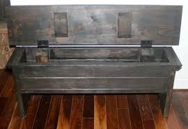 narrow storage bench furniture favourites inside plan narrow storage bench n44