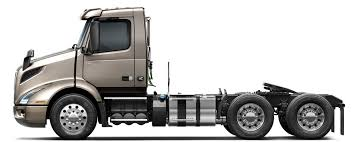 volvo trucks. vnr exterior view volvo trucks t