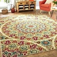 mohawk rainbow rug area rugs area rugs home strata area rug x home medallion printed nylon
