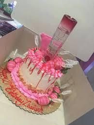 21st Birthday Cake For Girl With Name Birthdaycakeformomcf