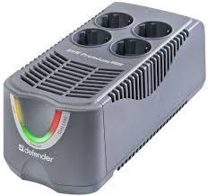 <b>Стабилизаторы напряжения Defender AVR</b> Premium ...