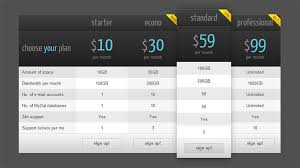 table design css. With The Compare Pricing Tables Plugin You\u0027ll Get A Simplified Version Of Other Premium Plugins. This One Focuses Mostly On Table Design So Css
