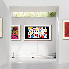 samsung collection an art gallery in the frame on wall art gallery frames with samsung collection an art gallery in the frame blog samsung