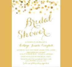 bridal shower invitation templates microsoft word template gold glittering confetti invite free wedding for invit