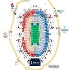 Uga Stadium Chart 53 Methodical Uga Sanford Stadium Seating Chart