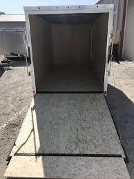 2018 us cargo 6x12 enclosed cargo trailer