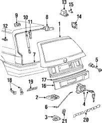 Genuine volkswagen operating rod vwg 333827515