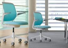 eco friendly office furniture.  Eco Itu0027s Easy To See Why Many People Find The Cute Cobi Chair Reminiscent Of  Appleu0027s Old Candycolored Mac Monitors But Donu0027t Discount Its Ecoclout Just  With Eco Friendly Office Furniture U