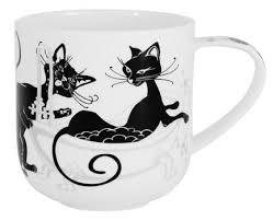 <b>Carmani Кружка Crazy Cats</b> Кошка в ванне (500 мл) CAR2-017 ...