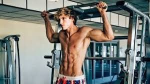 logan paul workout gym pilation gym videos