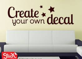 removable wall art decals custom