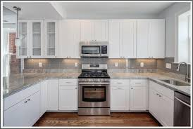 Kitchen Backsplash Patterns White Kitchen Backsplash Tile Ideas