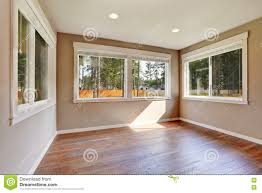 New House Download Brand New House Construction Interior Empty Room Stock Image