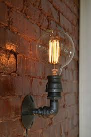 industrial light fixtures industrial sconce steampunk wall sconce industrial light ceiling light bulb sold separately industrial