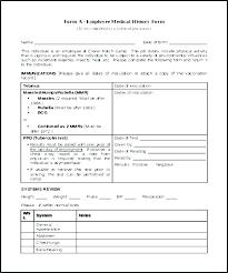 Employee File Checklist Personnel File Template