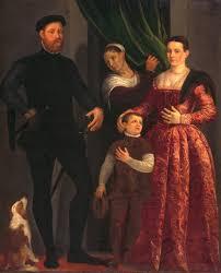 giovanni antonio fasolo family portrait