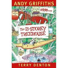 13Storey Treehouse Audiobook  Andy Griffiths  Audiblecomau13 Storey Treehouse Play