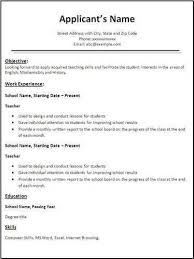 ... Copy And Paste Resume Templates 6 Copy Paste Resume Template Inside And  3491 ...