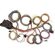 street rod wiring harness ebay 86 Chevy Truck Wiring Diagram at Haywire Pro T Wiring Diagram